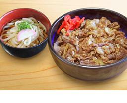 松阪牛丼セット