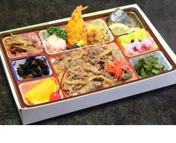 松阪牛幕の内弁当
