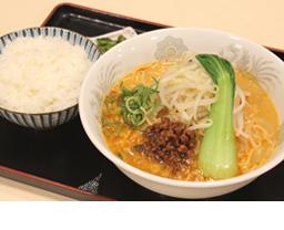 C.担々麺セット
