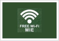 FREE Wi-Fi MIE
