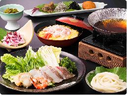 みえ真鯛の海鮮鍋