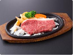 松阪牛ステーキ(モモ肉 100g)