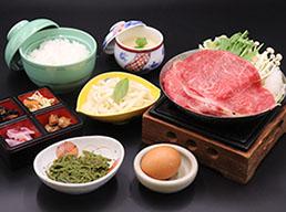 松阪牛すき焼き(50g)