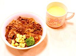 ミニ松阪牛丼