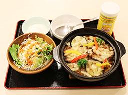 B.焼きチーズカレー